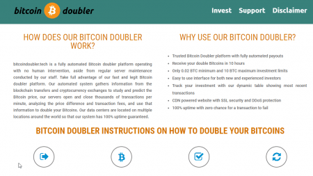 Bitcoin Doubler Review – A Service Promising to Double Bitcoins But