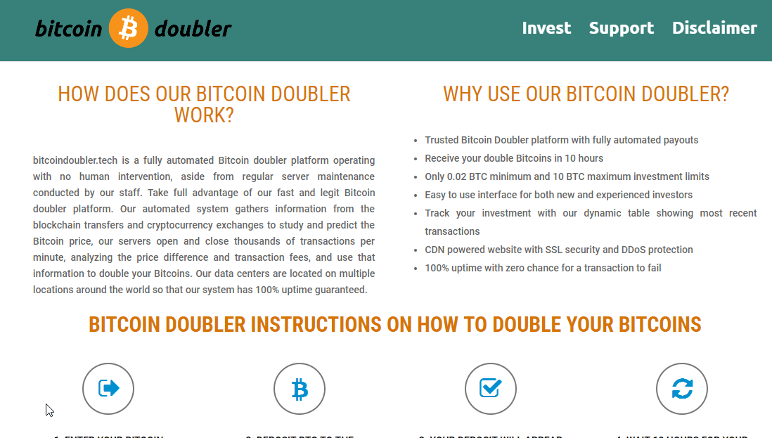 Double bitcoins in 72 hours to cancel new jersey sports betting status stalker