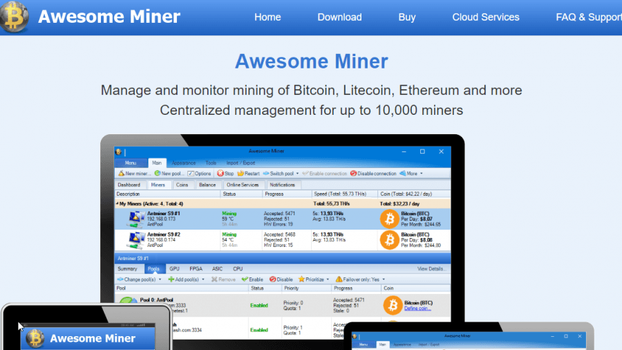 Copy of 4 Awesome Miner Review